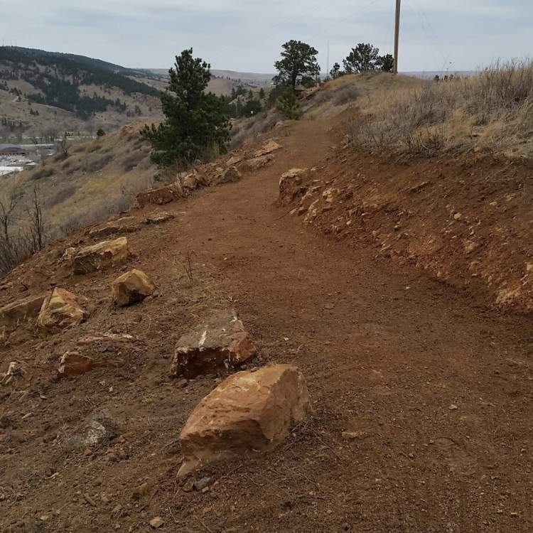New Section of Skyline Wilderness Trail completed