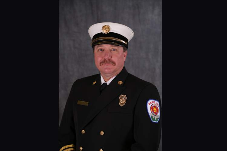 Rod Seals Appointed as Interim Fire Chief of RC Fire Department