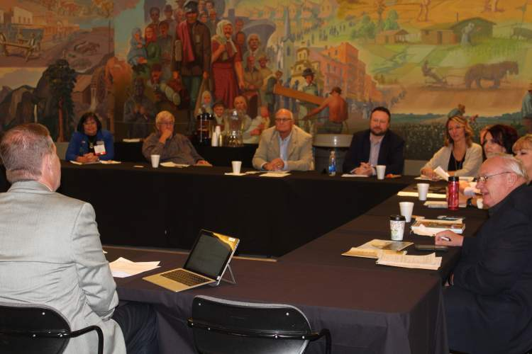 Rapid City, Sioux Falls council members share ideas