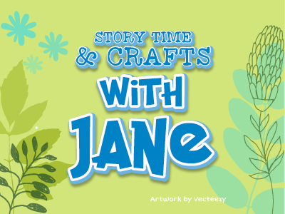 Library Teaser Jane Story Time Feb 2019