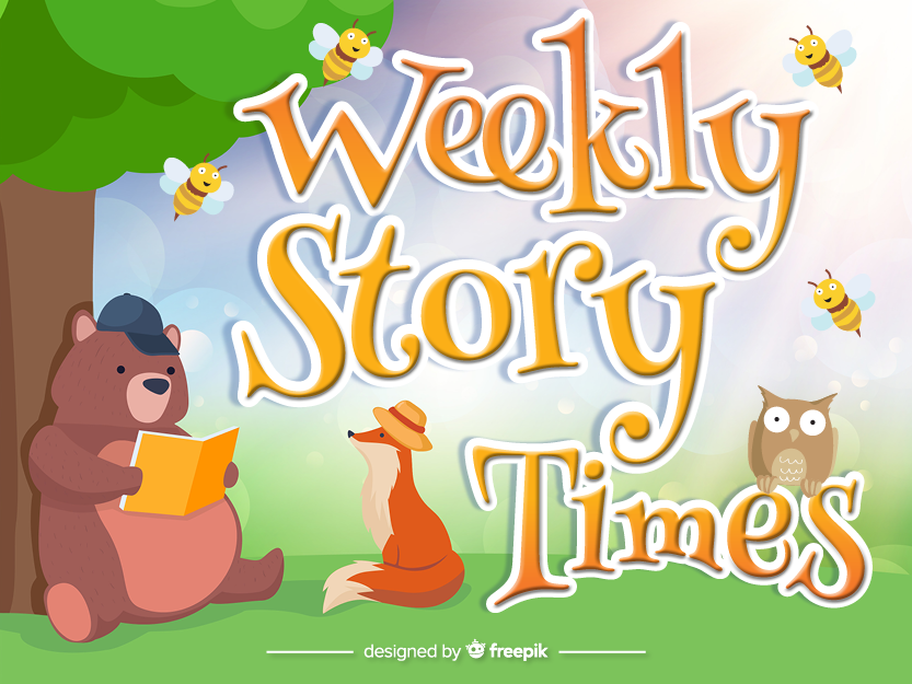 Library teaser Weekly Story Time Jun 2019