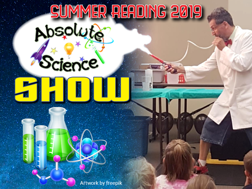 Library teaser Absolute Science June 2019