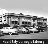 RCPL History Carnegy Library