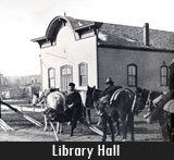 RCPL History Library Hall