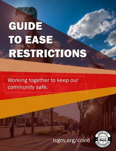 Ease Restrictions Flyer
