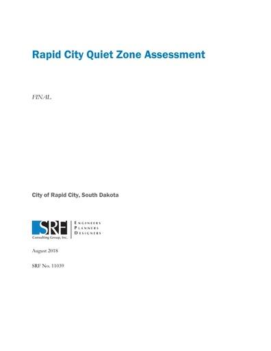 Rapid City Quiet Zone