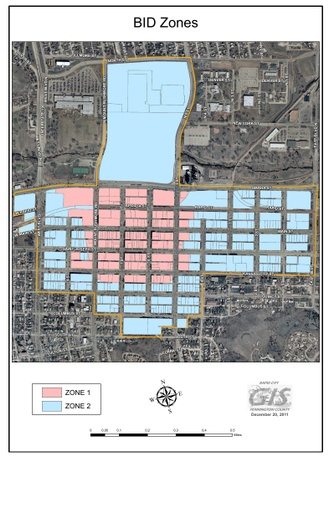 Zoning Map 11x17