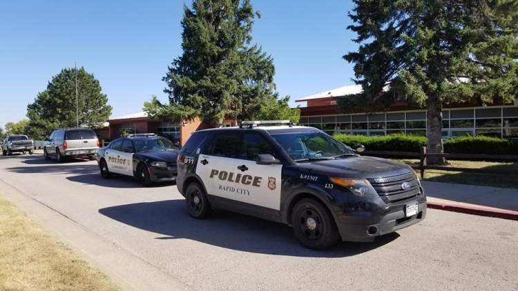 Police arrest suspect responsible for false gun threat at Pinedale Elementary