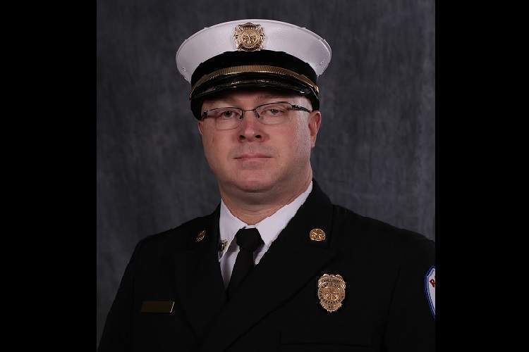 Jason Culberson has been appointed as interim chief of the Rapid City Fire Department
