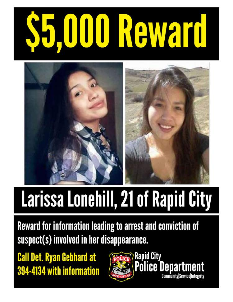 RCPD offers $5,000 reward for public assistance in missing person investigation