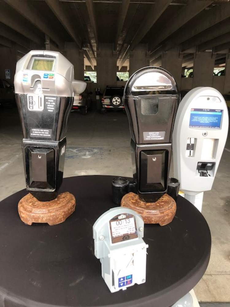 City Testing Options For New Downtown Parking Meters