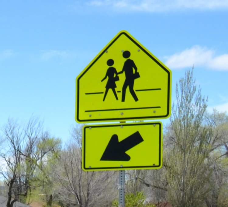 RCPD, RCAS urge parents to teach children to be safe pedestrians