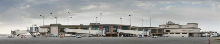 The Rapid City Airport