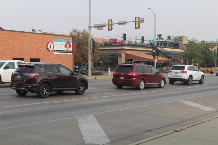 City To Modify Fifth & Main Street Intersection