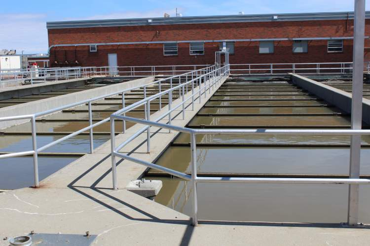 The Rapid City Wastewater Treatment Plant
