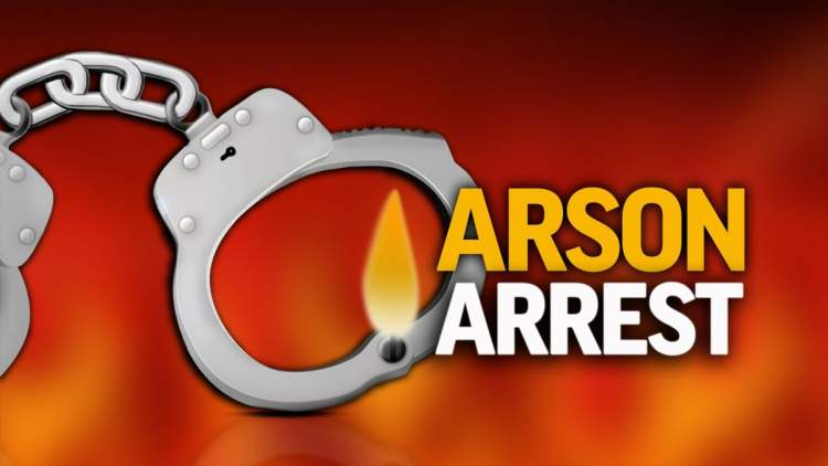 Rapid City man arrested in connection with recent suspicious fires