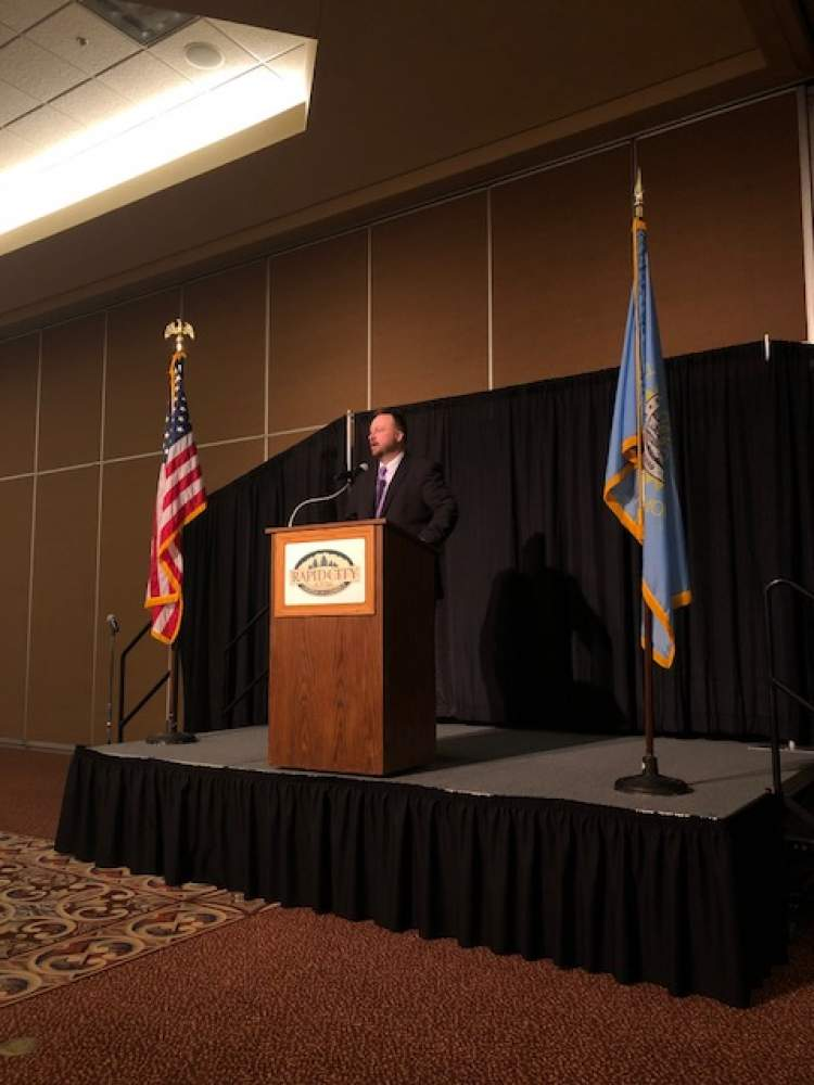 City Updates Provided At State of Local Governments Luncheon