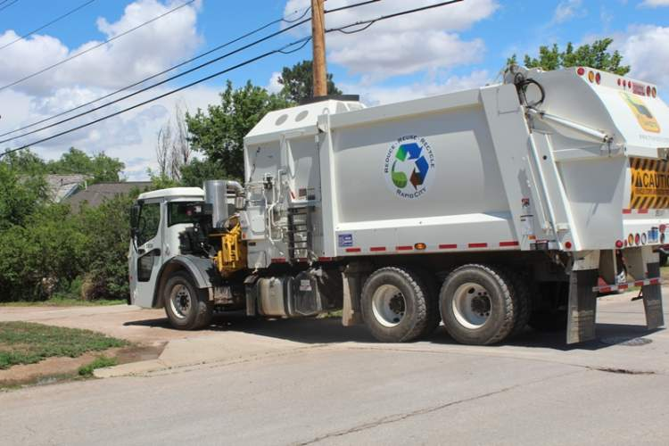Cast Your Vote! City's 'Name The Garbage Truck' Contest Enters Voting Phase