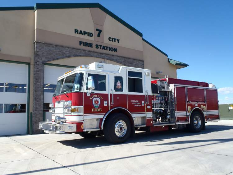 Rapid City Fire Department To Continue Prescribed Burning in Springbrook Acres Area