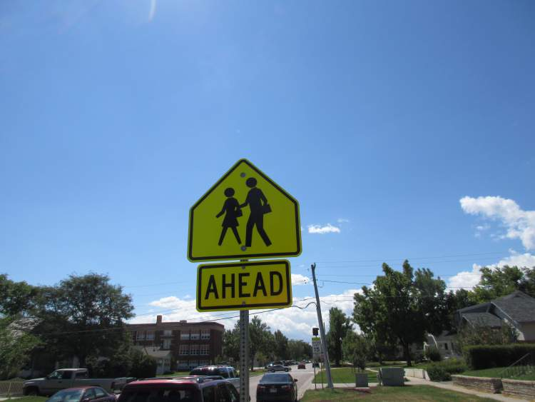 With warmer weather, Rapid City Area Schools and Rapid City Police officials are offering tips for pedestrian safety in and around school zones and at crosswalks and intersections.  The helpful tips are geared towards drivers, pedestrians and bicyclists.