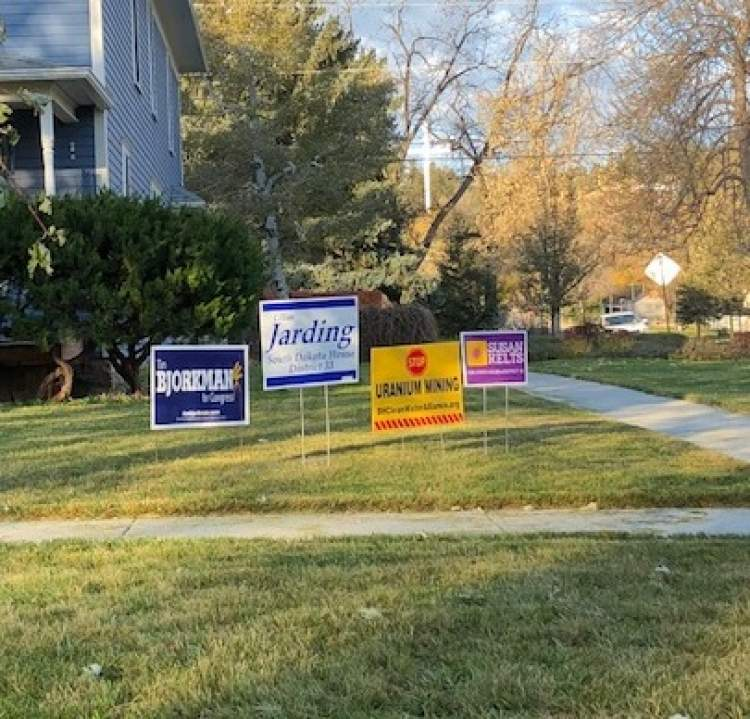 Candidates, Public & Businesses Reminded of Proper Political Signage Requirements
