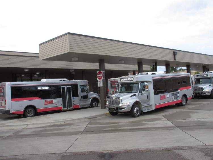 RapidRide had increased youth transit numbers in November.